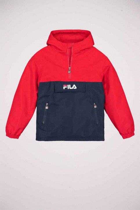 FILA Vestes courtes rouge 688412_A237 TRUE RED B img1