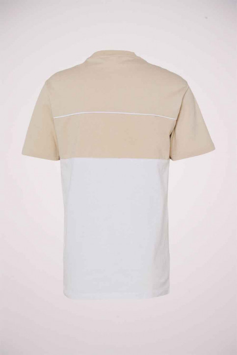 FILA T-shirts (korte mouwen) beige 688468_A109 OXFORD TAN img1