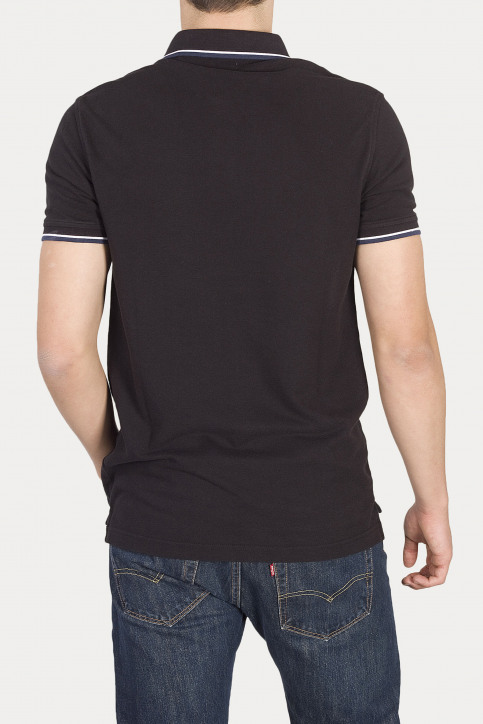 Levi's® Polos noir 699480002_0002 PATCH BL img2