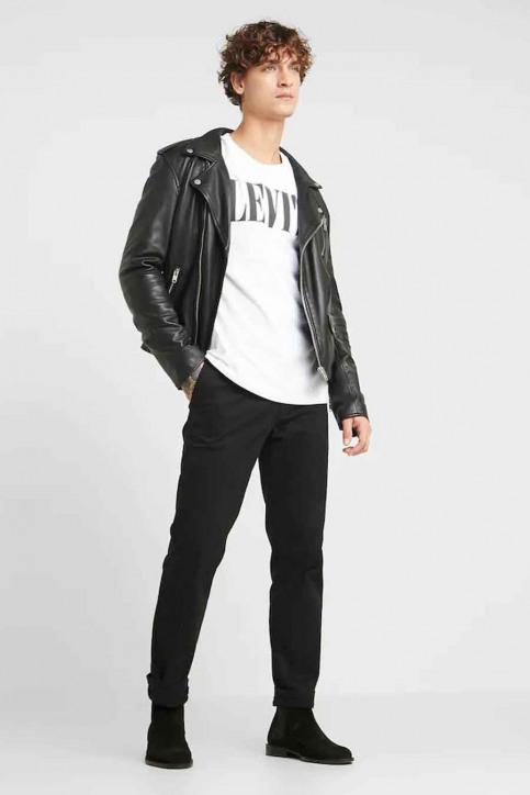 Levi's® T-shirts (manches courtes) blanc 699780026_0026 90S SERIF img2