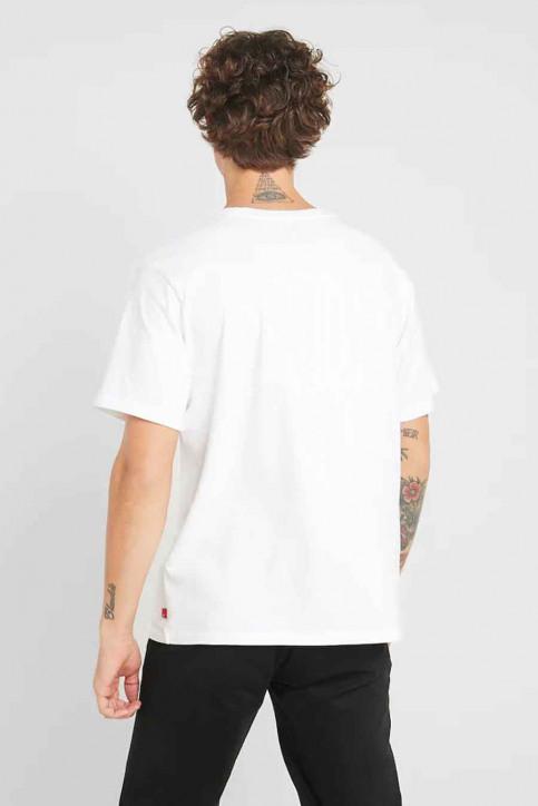 Levi's® T-shirts (manches courtes) blanc 699780026_0026 90S SERIF img3
