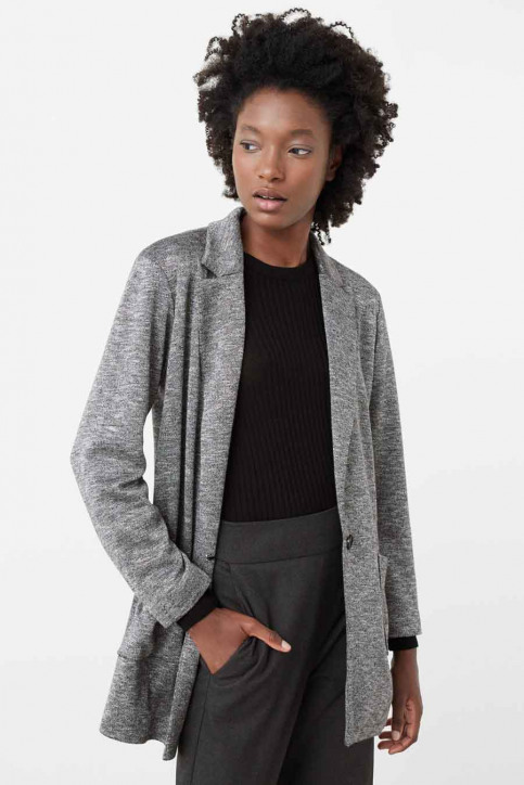 MANGO Blazers gris 71013593_MNG_16_MEDIUM GREY img2