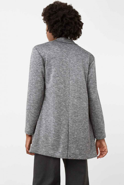 MANGO Blazers gris 71013593_MNG_16_MEDIUM GREY img3