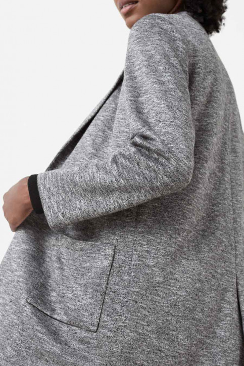MANGO Blazers gris 71013593_MNG_16_MEDIUM GREY img5