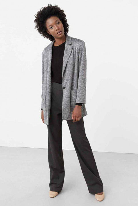 MANGO Blazers gris 71013593_MNG_16_MEDIUM GREY img6
