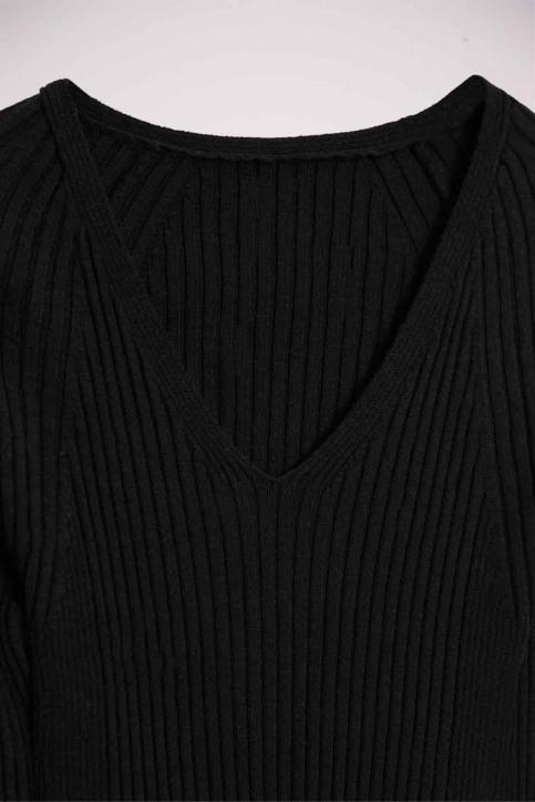 MANGO Truien met ronde hals zwart 77004407 MNG 20_BLACK img5