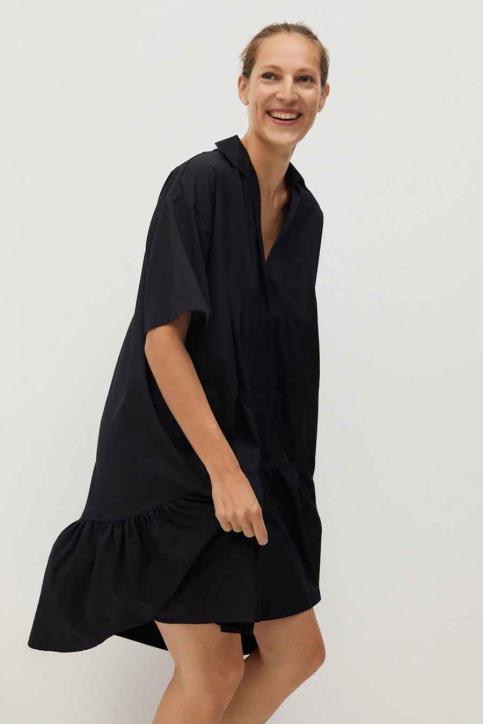 MANGO Robes courtes noir 77010553 MNG 20_99 BLACK img1