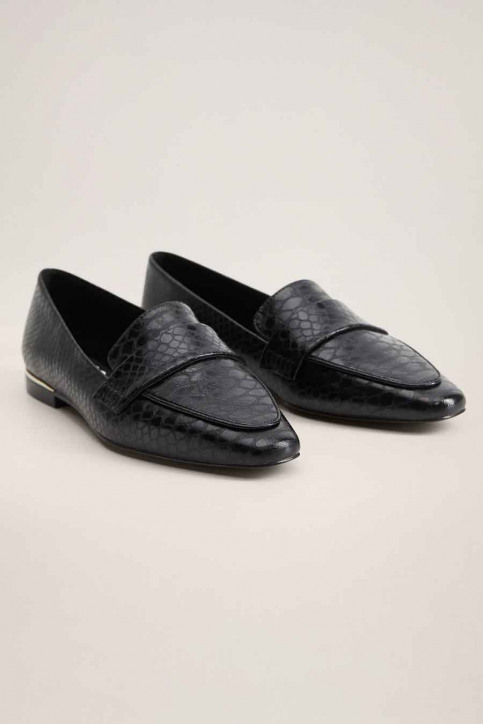 MANGO Platte schoenen zwart 77032905 MNG 20_BLACK img2