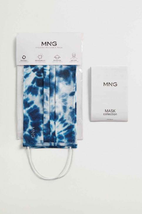 MANGO Mondmaskers blauw 77042911 MNG 20_LT-PASTEL BLUE img3