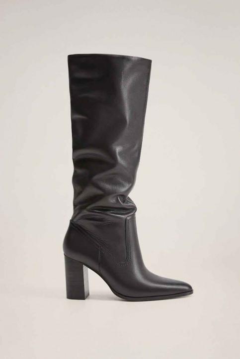 MANGO Laarzen zwart 77045130 MNG 20_BLACK img1