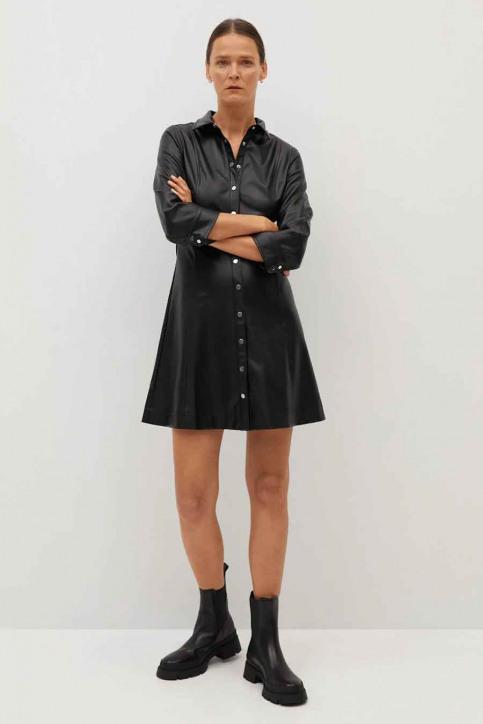 MANGO Robes courtes noir 77065913 MNG 20_99 BLACK img2