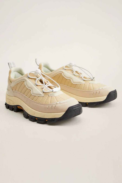 MANGO Sneakers wit 77074406 MNG 20_NATURAL WHITE img1