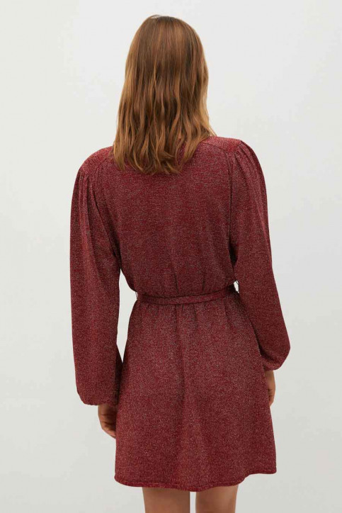 Mango Robes courtes rouge 77079205 MNG 20_RED img3