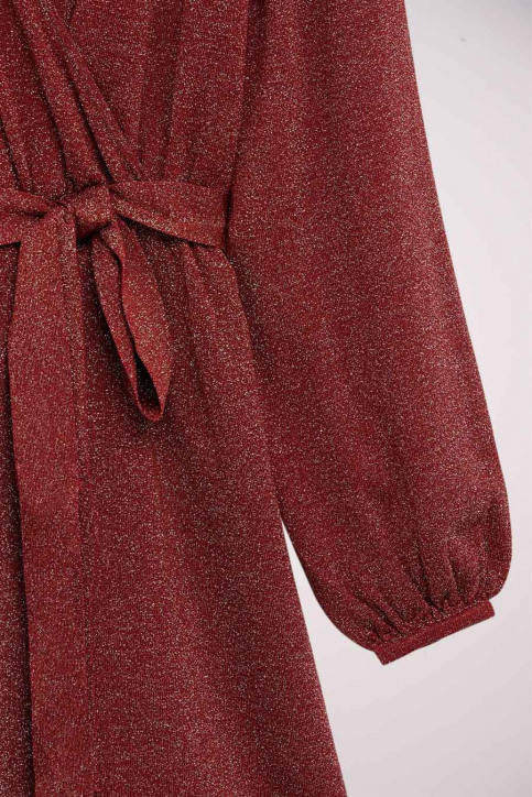 Mango Robes courtes rouge 77079205 MNG 20_RED img5