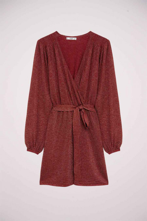 Mango Robes courtes rouge 77079205 MNG 20_RED img6
