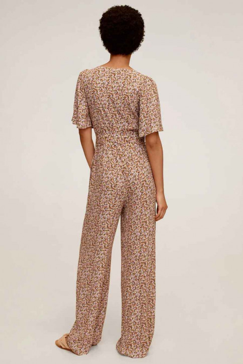 MANGO Jumpsuits geel 77082512 MNG 20_YELLOW img3