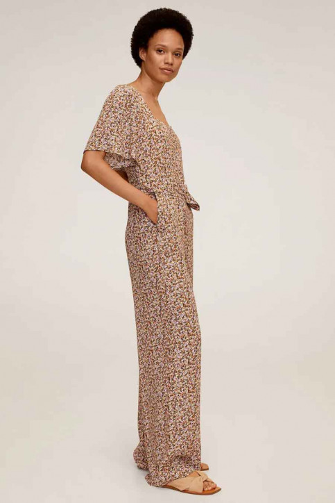 MANGO Jumpsuits geel 77082512 MNG 20_YELLOW img4