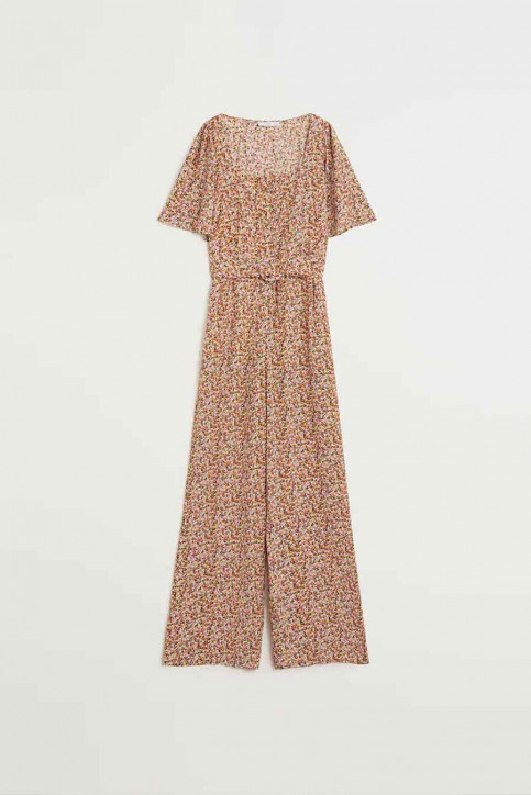 MANGO Jumpsuits geel 77082512 MNG 20_YELLOW img7