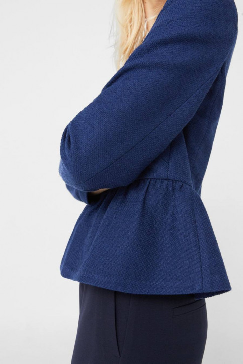 MANGO Blazers blauw 81047024_MNG_17_MEDIUM BLUE img3