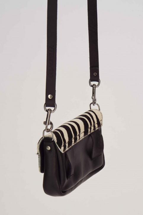 COBACHELLA Handtassen zwart 85340_ZEBRA img5