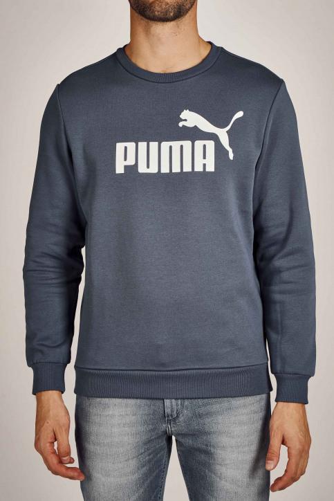 Puma Sweaters met ronde hals blauw 855082_0043 DARK DENIM img1