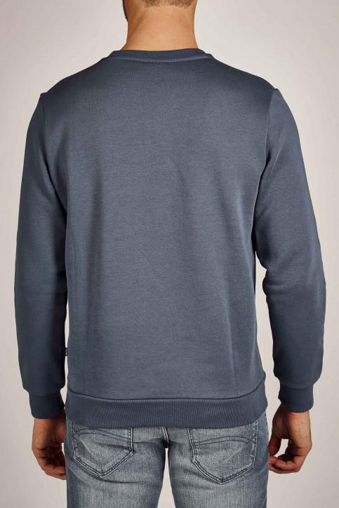 Puma Sweaters met ronde hals blauw 855082_0043 DARK DENIM img2