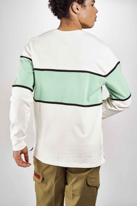 Levi's® Sweaters met ronde hals multicolor 856370000_0000 WHITE img3
