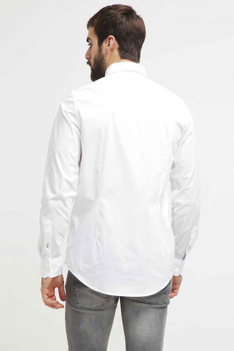 Tommy Jeans Chemises (manches longues) blanc 867894704_100 BRIGHT WHIT img3
