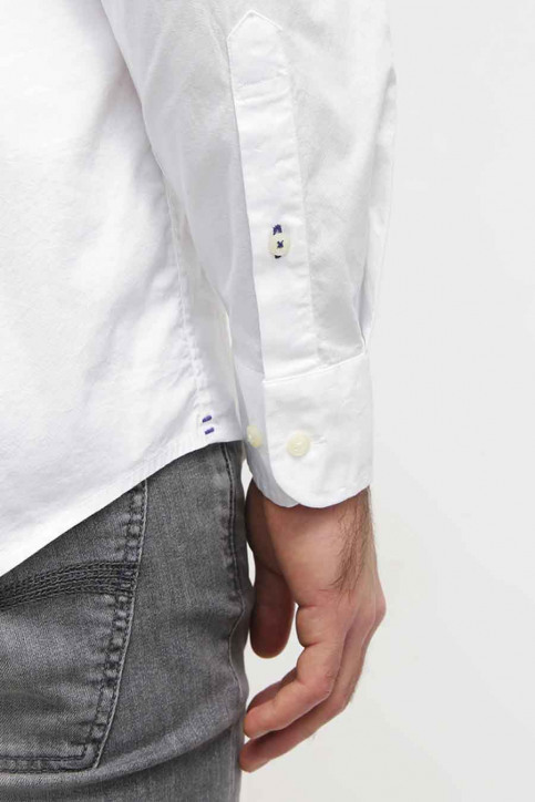 Tommy Jeans Chemises (manches longues) blanc 867894704_100 BRIGHT WHIT img6