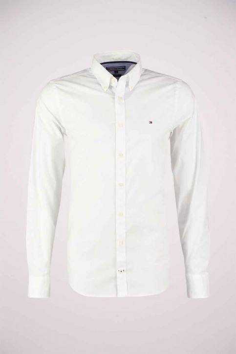 Tommy Jeans Chemises (manches longues) blanc 867894704_100 BRIGHT WHIT img7
