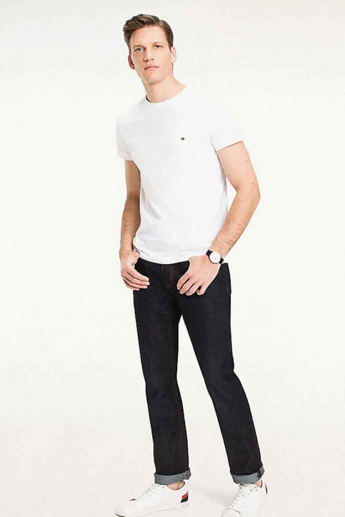 Tommy Jeans T-shirts (manches courtes) blanc 867896625_100 BRIGHT WHIT img2