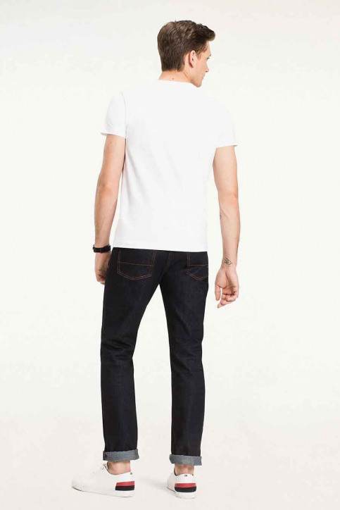 Tommy Jeans T-shirts (manches courtes) blanc 867896625_100 BRIGHT WHIT img3