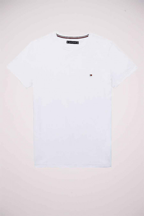 Tommy Jeans T-shirts (manches courtes) blanc 867896625_100 BRIGHT WHIT img4
