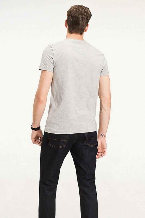 Tommy Jeans T-shirts (manches courtes) gris 867896625_501 CLOUD HTR img2