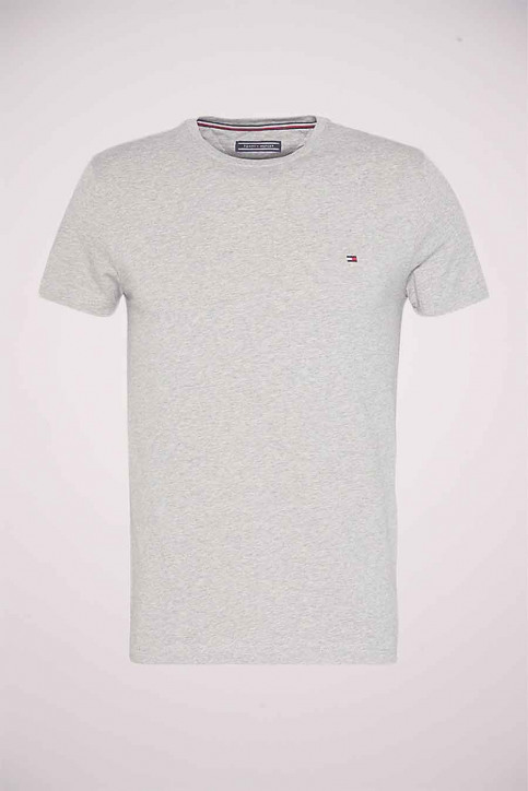 Tommy Jeans T-shirts (manches courtes) gris 867896625_501 CLOUD HTR img4