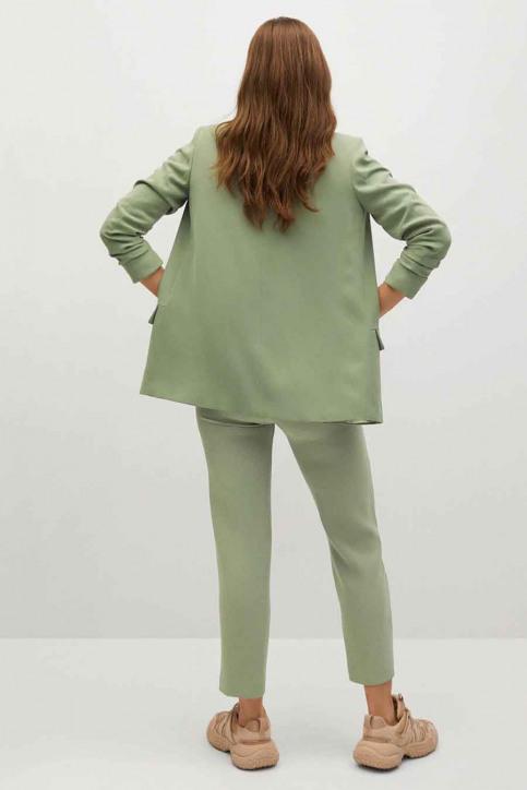 Mango Broeken groen 87012885 MNG 21_BRIGHT GREEN img3