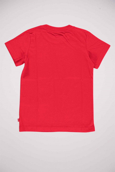 Levi's® T-shirts manches courtes rouge 9E8157_R6W SUPER RED img2