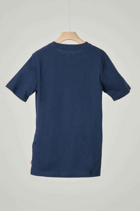 Levi's® T-shirts met korte mouwen blauw 9E8157_U09 DRESS BLUES img2