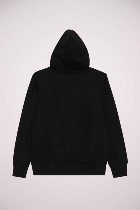 Levi's® Sweaters avec capuchon noir 9E8778_023 BLACK img2