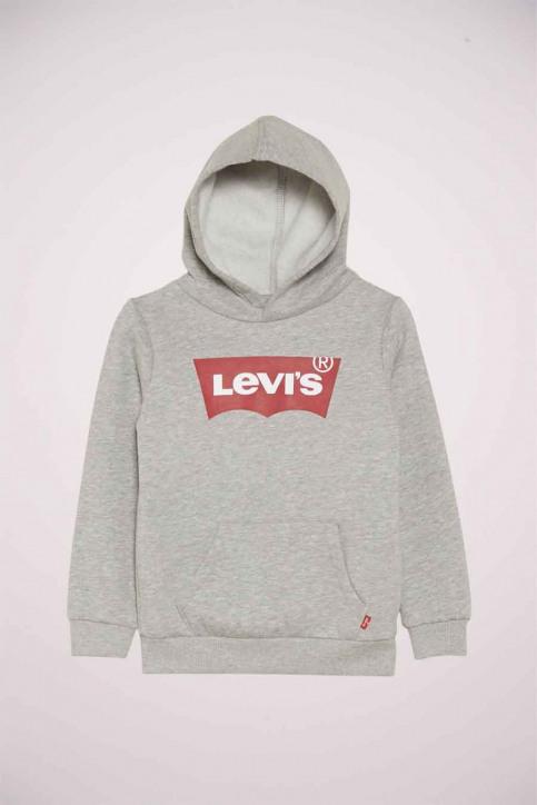 Levi's® Sweaters met kap grijs 9E8778_078 GREY HEATHE img1