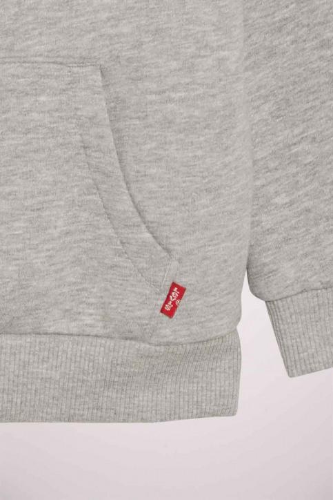 Levi's® Sweaters met kap grijs 9E8778_078 GREY HEATHE img3