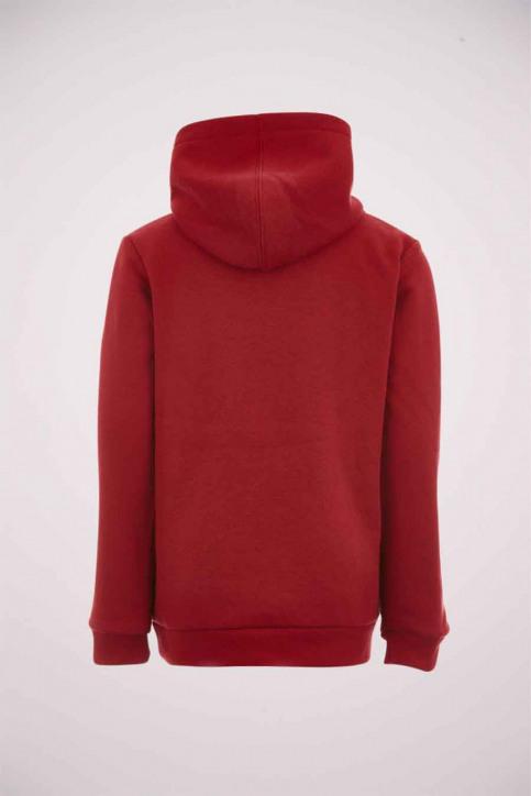 Levi's® Sweaters avec capuchon rouge 9E8778_R1R LEVIS RED W img2