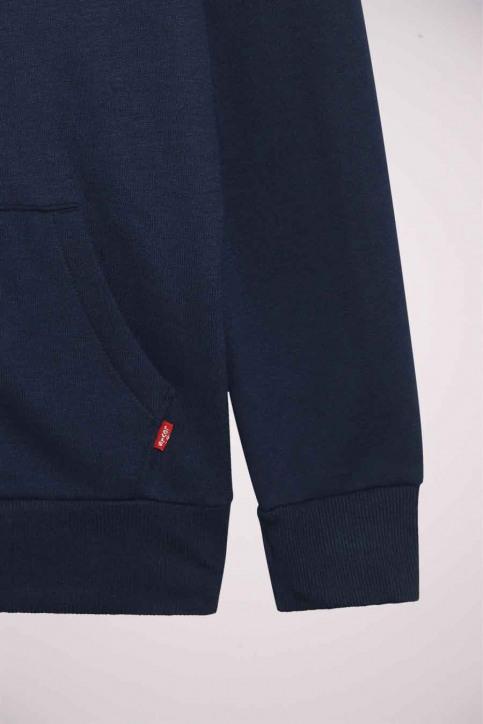 Levi's® Sweaters avec capuchon bleu 9E8778_U09 DRESS BLUES img3