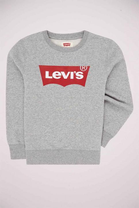 Levi's® Sweaters col O gris 9E9079_078 GREY HEATHE img3