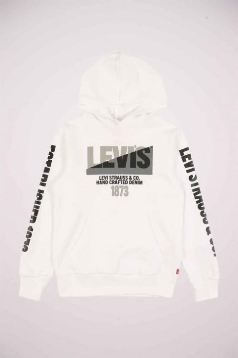 Levi's® Sweaters met kap wit 9EB055_001 WHITE img1
