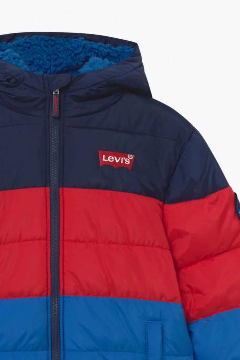 Levi's® Korte jassen blauw 9EB590_U68 PRINCE BLUE img3