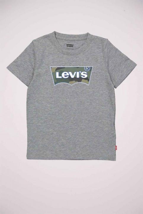 Levi's® T-shirts manches courtes gris 9EB970_042 DARK GREY H img1
