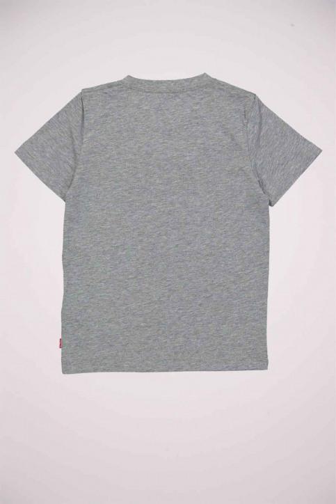 Levi's® T-shirts manches courtes gris 9EB970_042 DARK GREY H img3