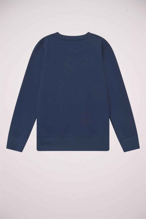 Levi's® Sweaters met O-hals blauw 9EC035_C8D DRESS BLUES img2