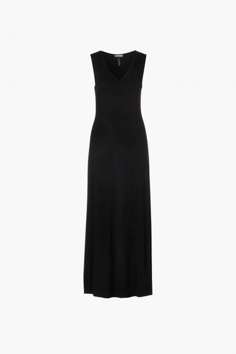 STREET ONE Robes courtes noir A142644_10001 BLACK img1
